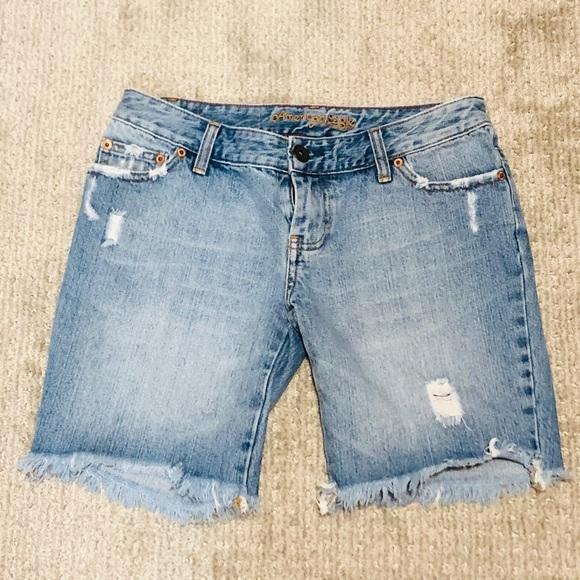 ☔️3/$30 | AMERICAN EAGLE | Tom-girl Denim Shorts